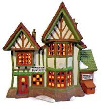 Vintage Dept 56 Dickens Heritage Village Hembleton Pewterer 5800-9 Discontinued