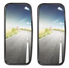2x Universal LKW Außenspiegel Bus Traktor Wohnmobil 42 x 20 cm Seiten spiegel
