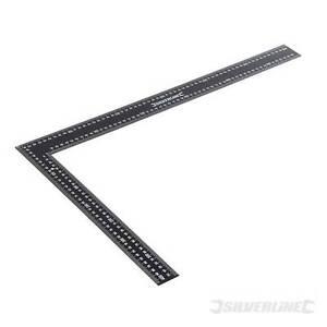 Steel Framing Square 600 x 400mm Squares Heavy gauge steel