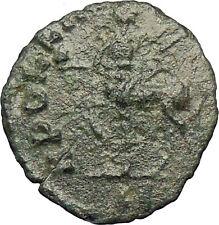 Gallienus Valerian I son Roman Coin Centaur Part horse & man Sagittarius i29006