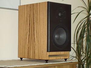 Millan Referenz Bausatz mit Scan Speak (Ringradiator)