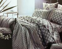 2 Canterbury Pure BAXTER European Pillowcases 100% Cotton
