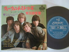 THE ROLLING STONES GOT LIVE IF YOU WANT IT / 7INCH PS EP