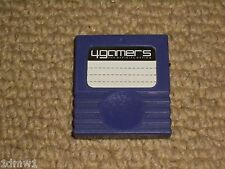 NINTENDO GAMECUBE & WII MEMORY CARD 4 MB 4MB - Purple Game Cube Mem Save Device