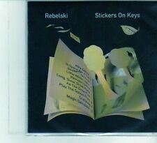 (DU557) Rebelski, Stickers On Keys - DJ CD