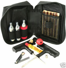 CAR & MOTORCYCLE PUNCTURE REPAIR & INFLATION KIT