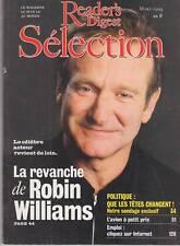 READER'S DIGEST SELECTION MAGAZINE / MARS 1999