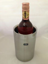 Insulated Stainless Steel Wine Cooler Wine Cooler / Champagne Bucket - FREE P&P