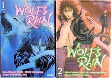 MANGA WOLF'S RAIN 1-2 COMPLETA SHIN VISION
