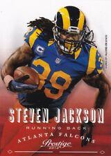 STEVEN JACKSON 2013 PANINI PRESTIGE FOOTBALL cartes à collectionner, #10