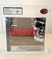 Resident Evil 2 PS1 Playstation NEW & GRADED 90+