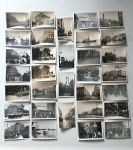 32 original Fotos Deutschland 1936 - 1939 Berlin - andere Städte/Orte