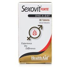 HEALTH AID SEXOVIT FORTE - 30 TABLETS