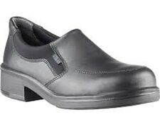 Blue Steel Womens Tammin Womens Elastic Side Safety Shoes Size 4