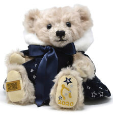 Merrythought Christmas Teddy Bear 2020 - limited edition - SHX10X20