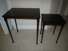 Bombay nesting or stacking tables living  or side tables  Shipping not included