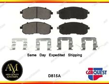 *Front Disc Brake Pads ceramic D815 fits 02-06 Nissan, Infiniti