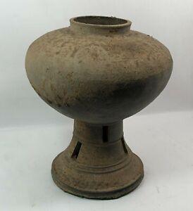 Korean Antique Vase Silla Dynasty 6th Century