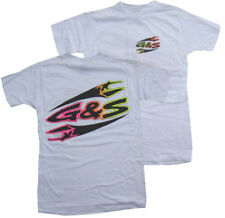 G&S / Gordon & Smith Vintage Surf Tee Shirt - Original 80s Surfing Retro - S-PT