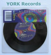 """KLAXONS - Gravity's Rainbow **ETCHED B-SIDE**- Ex Con 7"""" Single Rinse RINSE 035X"""