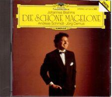 Brahms: Die Schöne Magelone / Andreas Schmidt, Jörg Demus - CD