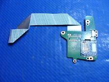 """HP Chromebook 14-q010nr 14"""" Genuine USB Card Reader Board w/Ribbon DA0Y01TB4C0"""