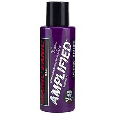 Manic Panic Amplified Semi Permanent Hair Dye Color 118 mL Ultra Violet