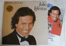 JULIO IGLESIAS (LP 33T) 1100 BEL AIR PLACE