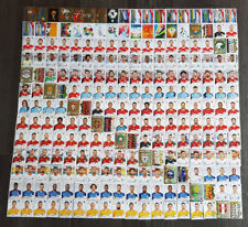 Panini Sticker WM 2018 Russia aus allen Stickern 00-231 aussuchen World Cup Russ