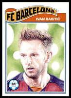 Ivan Rakitic 2020 Topps Living Set UEFA Champions League #199