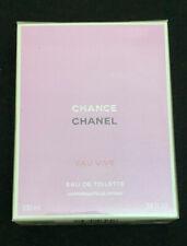 Chanel Chance Eau Vive Eau de Toilette 100ml Brand New