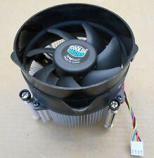 Acer Aspire XC600 Cooler Master CPU Cooler Fan P/N: HI.10800.071