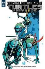 Tmnt Teenage Mutant Ninja Turtles Universe #2 Variant Idw Nm Hot!