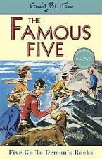 NEW (19)  FIVE GO TO DEMONS ROCKS ( FAMOUS FIVE book ) Enid Blyton
