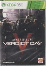 Armored Core Verdict Day - Xbox 360 - Region Free