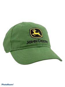 Toddler 2-4 years Classic John Deere hat!