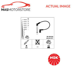 IGNITION CABLE SET LEADS KIT NGK 6317 I NEW OE REPLACEMENT