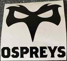 Ospreys Decal/sticker x 2 .....Size125mm x 121mm