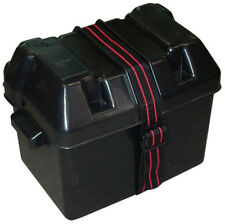 Quality Battery Box Medium With Strap Battery Holder Box Caravan Boat NEW