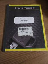John Deere 1890 No Till Air Drill Seeder Parts Catalog Manual Pc9227