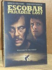 Escobar: Paradise Lost (DVD, 2015) Benicio Del Toro Josh Hutcherson