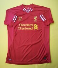 4.7/5 Liverpool jersey large 2013 2014 home shirt soccer football Warrior ig93