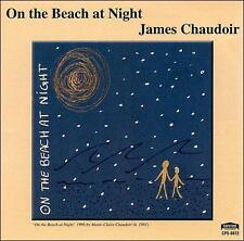 Chaudoir: On The Beach At Night and Other Works for Woodwinds (CD, Feb-2001,