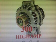 HD ALTERNATOR Generator 300 HIGH AMP GMC Truck Envoy 6 Cyl 4.2L 256cid 2007-2009