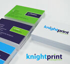 High quality laminated business cards, Silk card - gloss or matt - From £10.00.