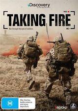 Taking Fire (DVD, 2017, 2-Disc Set) (Region 4) Aussie Release