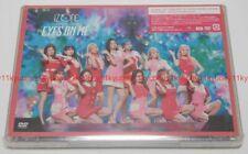 New IZ ONE 1ST CONCERT IN JAPAN EYES ON ME TOUR FINAL Saitama Super Arena 3 DVD