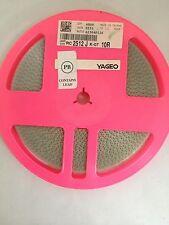 x4000pcs YAGEO, RC2512JK-0710R , Resistor, Res Thick Film 2512 10 Ohm 5% 1W