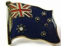 Australien Flaggen Pin Anstecker,1,5 cm,Australia,Neu mit Druckverschluss