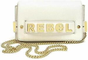 Loungefly Star Wars Gold Chain Rebel Clutch Crossbody Bag